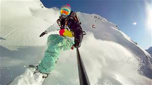 GoPro – The Line of Winter – Awesome Video